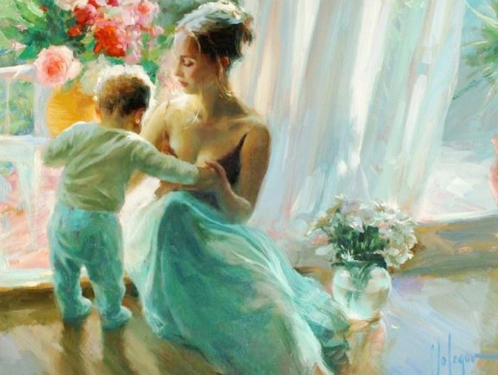 Maternidad y Emociones